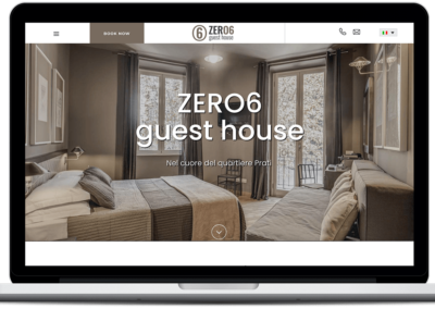 ZERO6 GUEST HOUSE